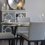 How to Clean Upholstered Dining Chairs