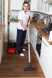 Regular domestic cleaning in London